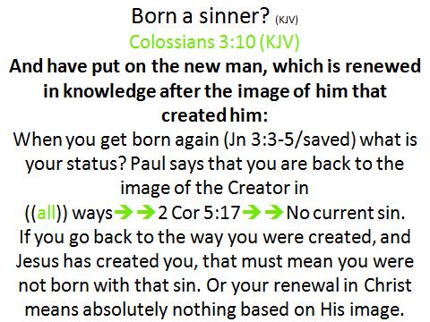 Born a sinner 3