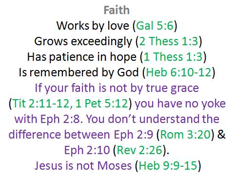 Faith true