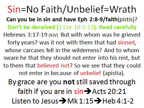 False Faith