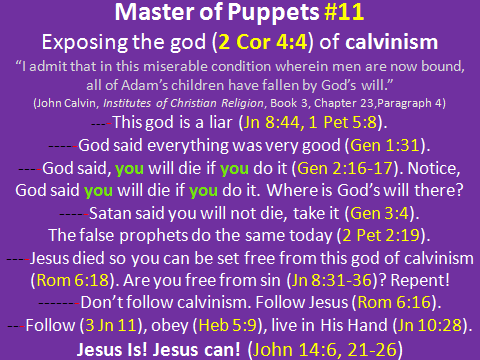 Master of puppets 11