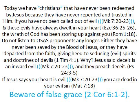 false grace