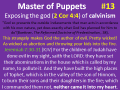 Master of puppets 13