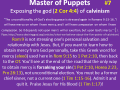 Master of puppets 7