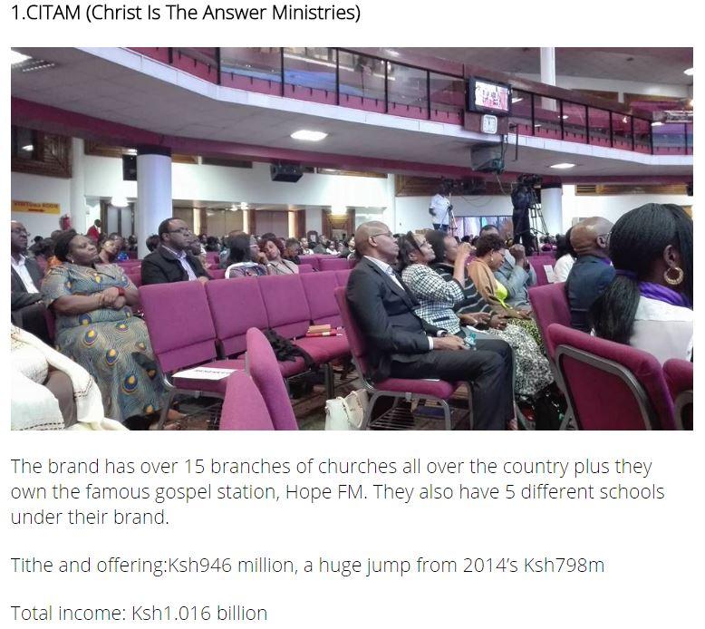 david ogined kenya one billion schilling sicko