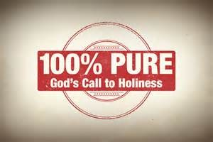 holiness pure