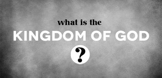 """understanding the kingdom of god What is the kingdom of god according to the bible many people have heard the term """"kingdom of god,"""" but few really understand what it is throughout the entire bible, this was the central message john the baptist preached the kingdom of god, jesus preached it, and the apostles preached it the ."""