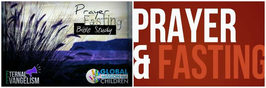 Fasting and Prayer: A 10 Week Bible Study, Week 1 | Fast ...
