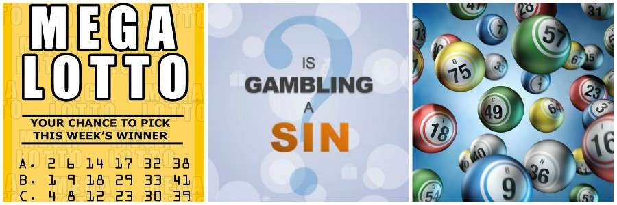 gambling is a sin Christian Jesus God Banner Mortal