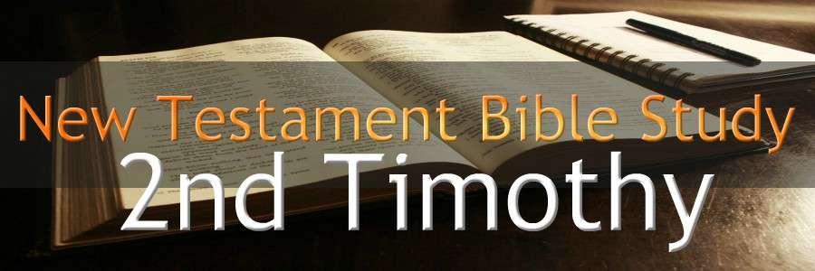 2 timothy bible study