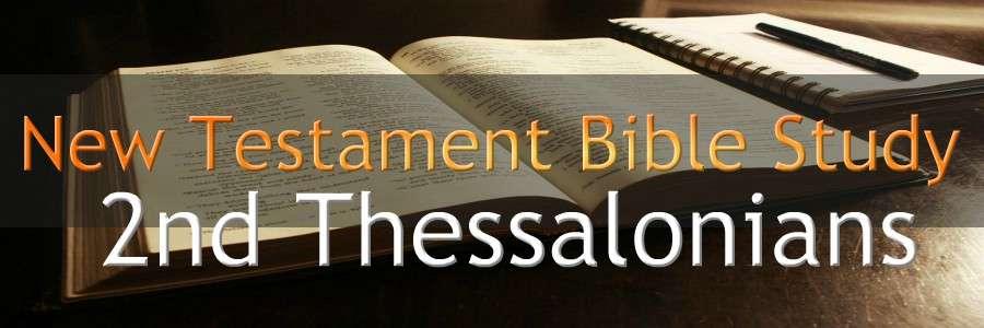 2nd Thessalonians Bible Study